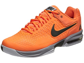 Nike Air Max Cage Atomic Orange/Silver Men's Shoe