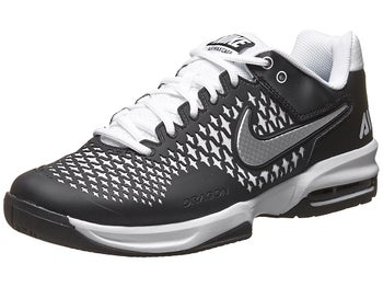 Nike Air Max Cage Black/Silver/White Men's Shoe