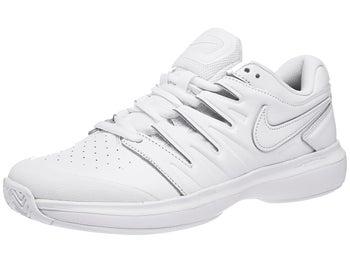 09786281442af Product image of Nike Air Zoom Prestige Leather White Black Men s Shoe