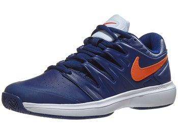 Product image of Nike Air Zoom Prestige Leather Blue Orange Men s Shoe de979ba4c