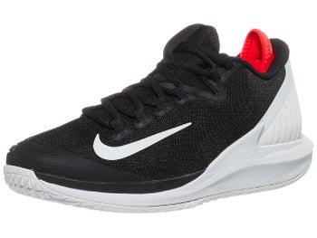 online retailer 52817 0e58c Nike Air Zoom Zero Black White Crimson Men s Shoe