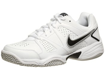 Nike City Court VII WIDE Wh/Black Men's Shoe