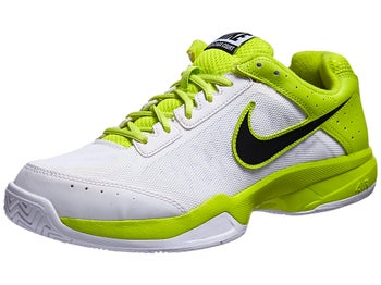 Nike Cage Court White/Venom Green/Black Men's Shoe