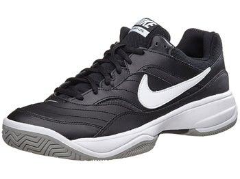 watch dda52 b58d3 Product image of Nike Court Lite BlackGreyWhite Mens Shoe