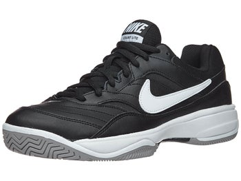 842ba52b01d70 Product image of Nike Court Lite WIDE Black White Men s Shoe