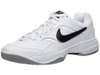 san francisco e102e 47c82 Product image of Nike Court Lite WIDE White Black Men s Shoe