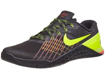 Product image of Nike Metcon 3 Men s Shoes - Black Volt Hyper Crimson d0d9ab739
