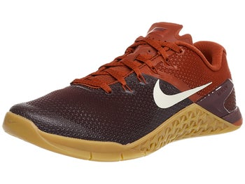 7820333f3bd33 Product image of Nike Metcon 4 Men s Shoes - Burgundy Cream