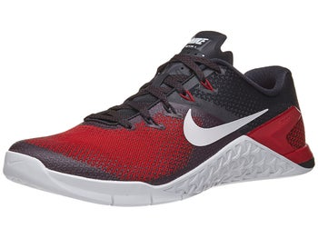 77d55bdea5fb Product image of Nike Metcon 4 Men s Shoes - Black Grey Hyper-Crimson