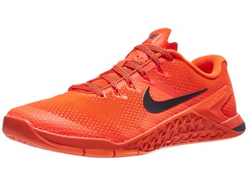 4f36f94bd90c7 ... canada product image of nike metcon 4 mens shoes rush orange black  b3f6f 625d6