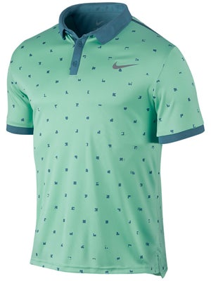 Nike Men's Fall Advantage Graphic Polo