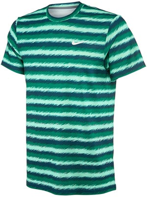Nike Men's Fall Rally Sphere Stripe Crew