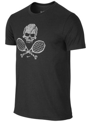 Nike Men's Fall Skull And Racquets T-Shirt