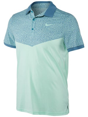 Nike Men's Fall Dri-Fit Touch Polo