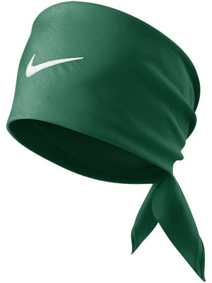 Nike Men's Fall Tennis Swoosh Bandana Mystic Green