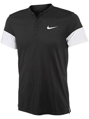 Nike Men's Fall Dri-Fit Touch Solid Henley