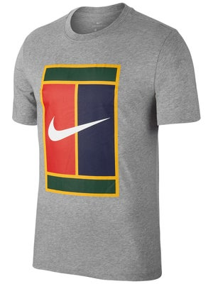 861864727 Product image of Nike Men's Summer Heritage Logo T-Shirt