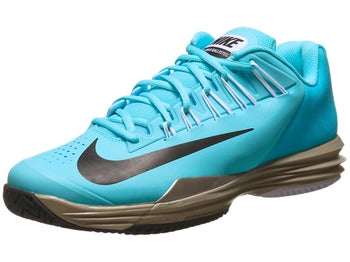 Nike Lunar Ballistec Polarized Blue/Zinc/Bk Men's Shoe