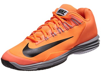 Nike Lunar Ballistec Atomic Orange/Black Men's Shoe