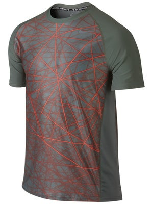 Nike Men's Spring Advantage UV Graphic Crew