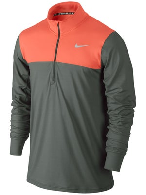 Nike Men's Spring Half Zip LS Top