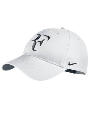 Nike Men's RF Hybrid Hat White/Black