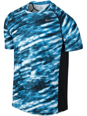 Nike Men's Summer Advantage UV Graphic Crew