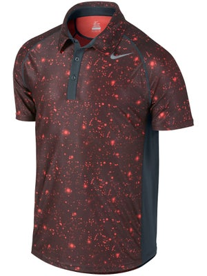 Nike Men's Summer Advantage UV Graphic Polo