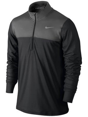 Nike Men's Summer 1/2 Zip Long Sleeve Top