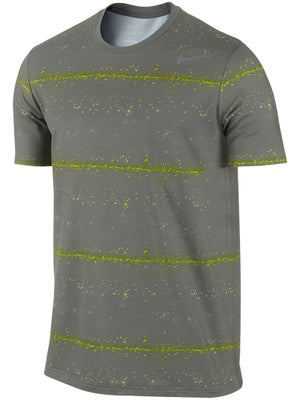Nike Men's Summer Rally Sphere Stripe Crew