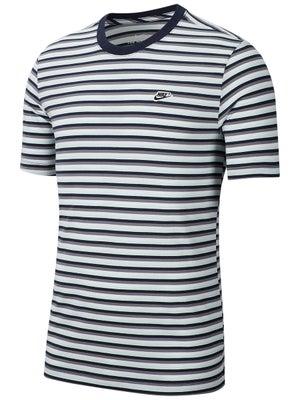 403a22b3b0 Nike Men's Summer Stripe Futura T-Shirt