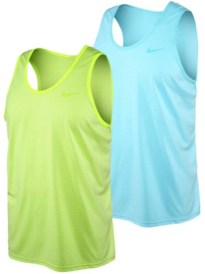 Nike Men's Summer Dri-Fit Touch Sleeveless Top