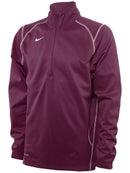 Nike Mens Team 1/4 Zip Fleece Top