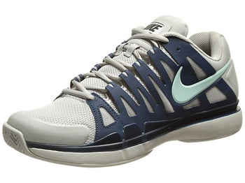 Nike Zoom Vapor 9 Tour Grey/Navy/Teal Men's Shoe