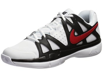 Nike Air Vapor Advantage White/Black/Red Men's Shoe