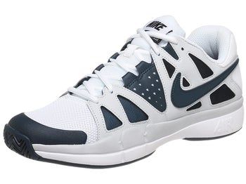 Nike Air Vapor Advantage Wh/Grey/Navy Men's Shoe
