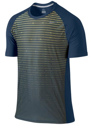 Nike Men's Winter Advantage UV Graphic Crew