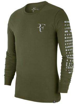 12055c50 Product image of Nike Men's Winter RF Long Sleeve T-Shirt