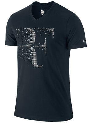 Nike Men's Winter RF V-Neck T-Shirt