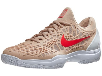 Product image of Nike Air Zoom Cage 3 Beige Crimson Men s Shoe a71a89438