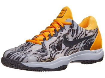 4741ebd693763 Product image of Nike Air Zoom Cage 3 Grey Orange Men s Shoe