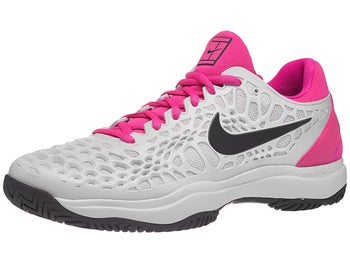 huge discount 34e77 9663e Product image of Nike Air Zoom Cage 3 White Fuchsia Men s Shoe