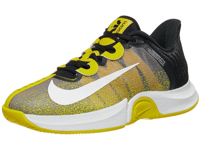 Objetivo grandioso Carne de cordero  Nike Air Zoom GP Turbo Black/Yellow Men's Shoe