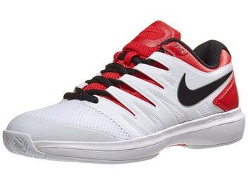 2ff45ea19944 Nike Air Zoom Prestige White Red Men s Shoe
