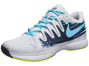 Nike Zoom Vapor 9.5 Tour Grey/Navy Men's Shoe