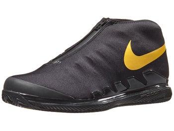 e81378ed77f Nike Air Zoom Vapor X GLV Black/Gold Men's Shoe
