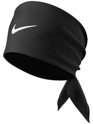 Nike New Swoosh Bandana II Black
