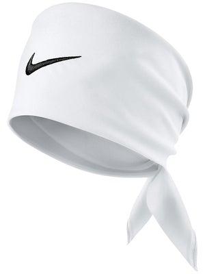 Nike New Swoosh Bandana II White