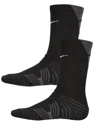 Nike Performance Crew Socks 2-Pack Black/White