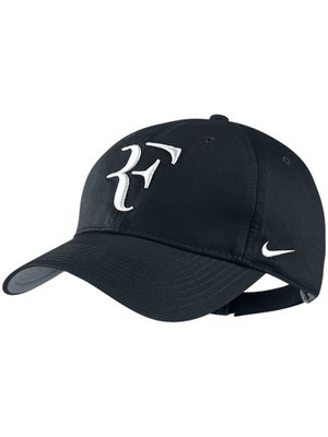 Nike Men's RF Hybrid Hat Black/White